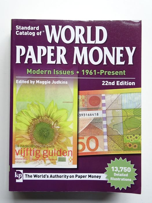 United States - 'World Paper Money' Catalogus 22e Editie -  1961 - 2016 'Modern Issues'