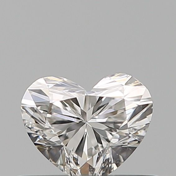 1 pcs Diamant - 0.31 ct - Hart - G - SI2, ***no reserve***
