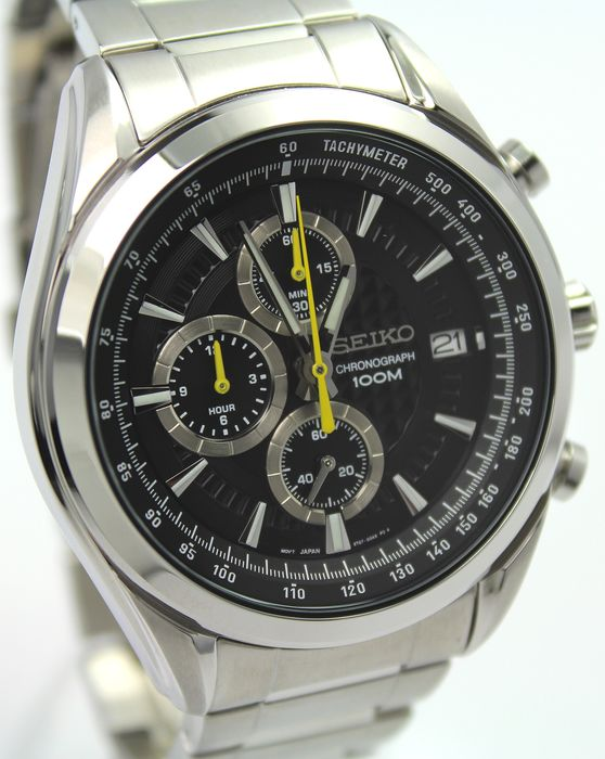 Seiko - 'NO RESERVE PRICE' Chronograph - New & Boxed Limited Edition - Homem - 2011-presente