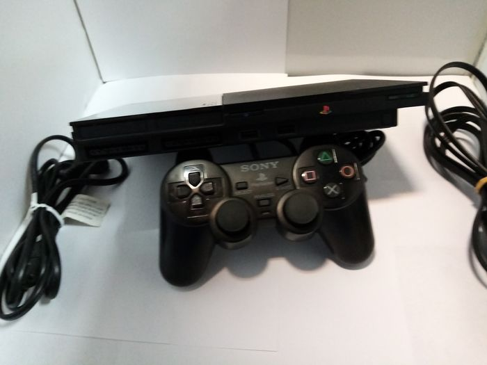 playstation 2 - Console - With replacement box