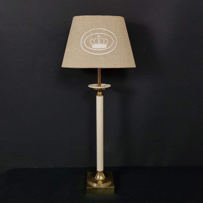 Kullmann table lamp - Alloy, Brass