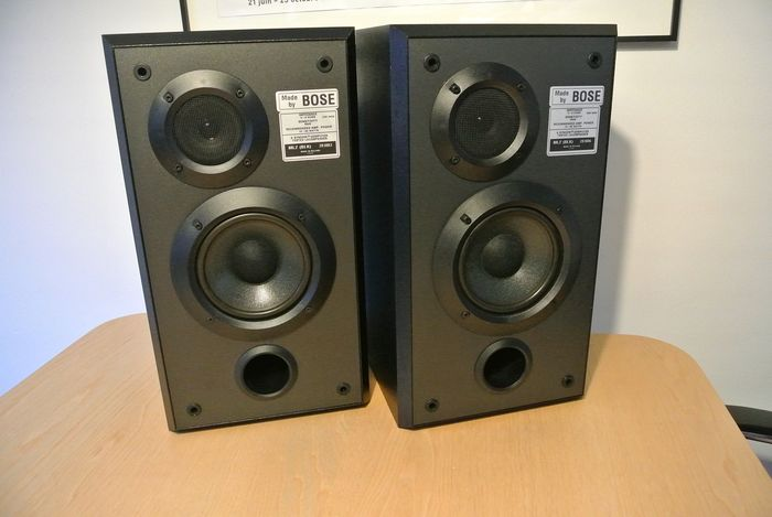 Bose - Made by Bose | ML2 | zwart - Speaker set