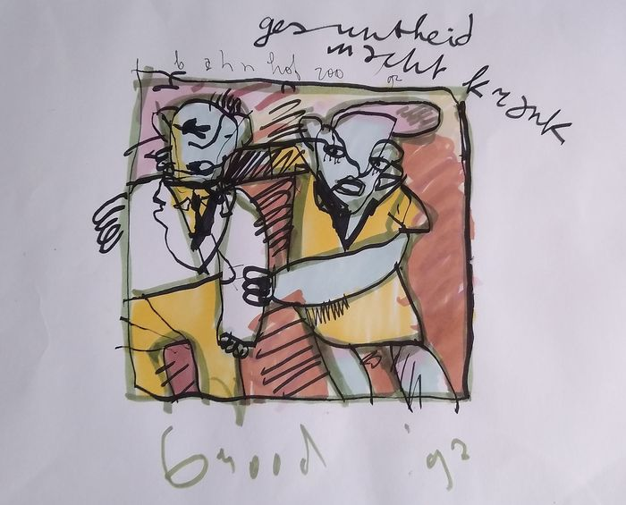Herman Brood - Gesuntheid macht krank