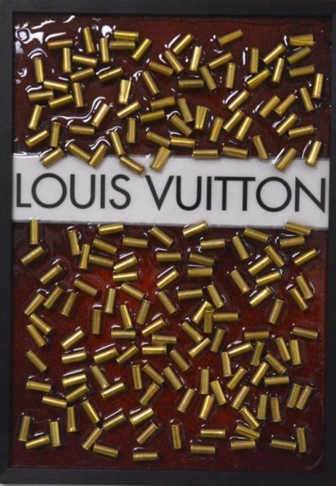 Dine Chanima  - Lord of Street Wars: bullets for Louis Vuitton
