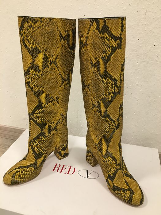 Red Valentino Boots - Size: IT 38