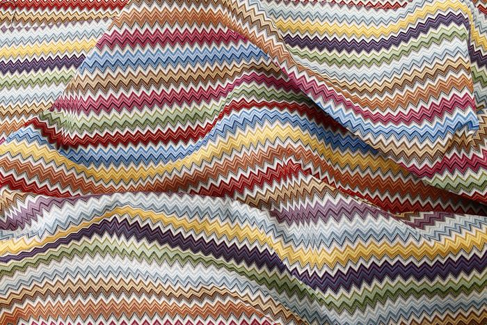 5.50 meters !!! elegant Missoni style gobelin fabric, multicolor textile, fabric, stoff, - cotton blend