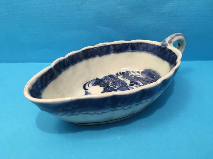 Molheira - Canton - Porcelaine - canton - Chine - Jiaqing (1796-1820)