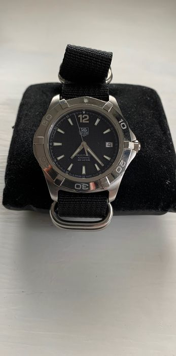 "TAG Heuer - Aquaracer Automatic ""NO RESERVE PRICE"" - WAF2110 - Men - 2000-2010"
