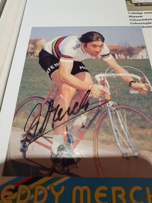 Cycling - Eddy Merckx