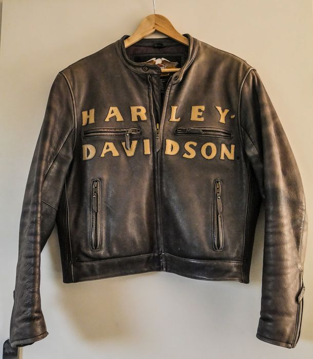 Clothing - Harley Davidson - jacket - 1990