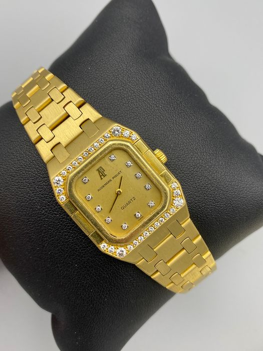Audemars Piguet - Royal Oak Lady - B60483 - Women - 1990-1999