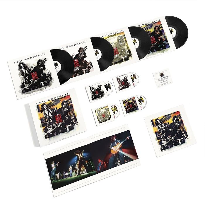Led Zeppelin - How The West Was Won - 4XLP + 3XCD - Limited box set - 2018/2018