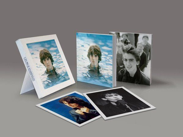 Beatles & Related - George Harrison: Living In The Material World - CD's, Limited box set - 2011/2011