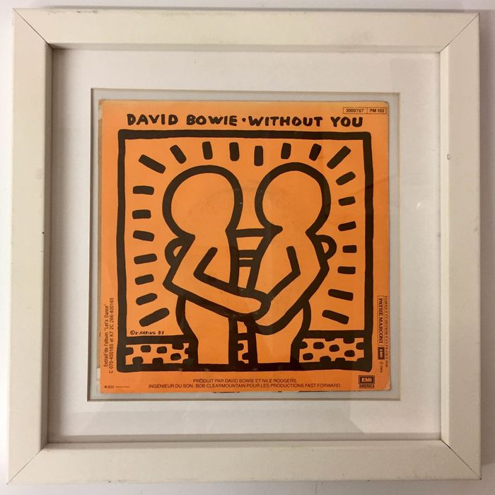 Keith Haring & David Bowie - Without You