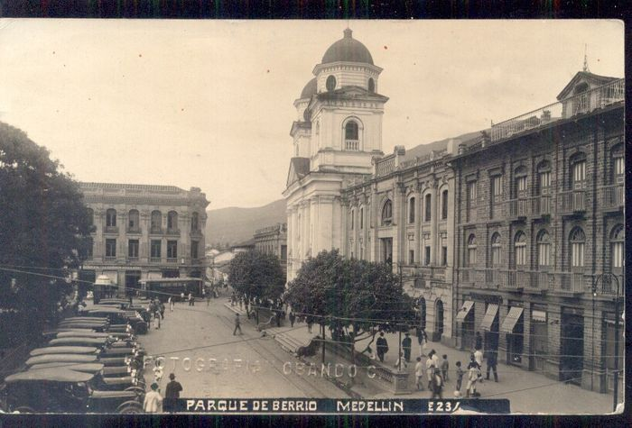City & Landscape, South America - Postcards (Collection of 108) - 1900-1950