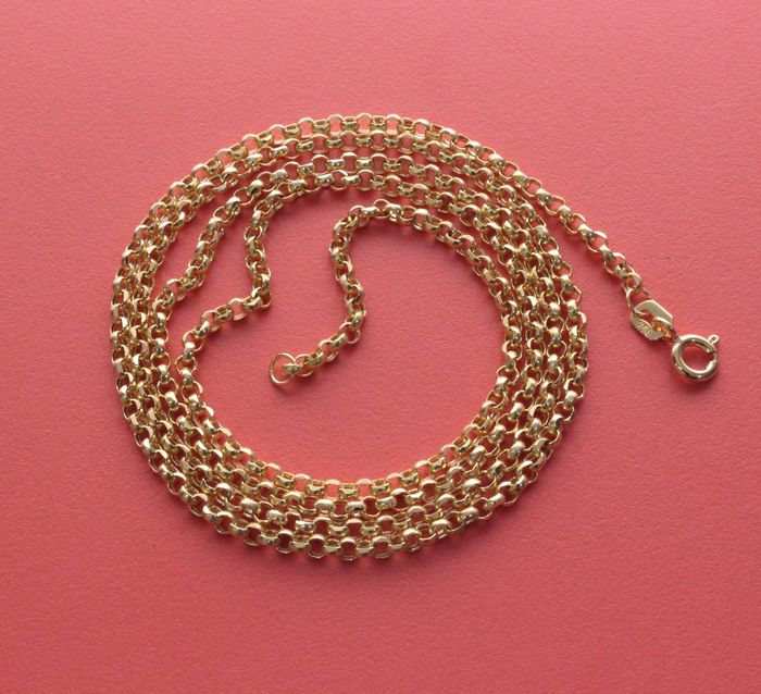 18 kt. Gold, Yellow gold - Necklace