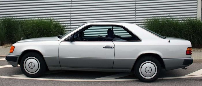 Mercedes-Benz - 300CE  W124 Coupe - 1988