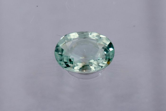 Cuprian Tourmaline  - 0.18 ct