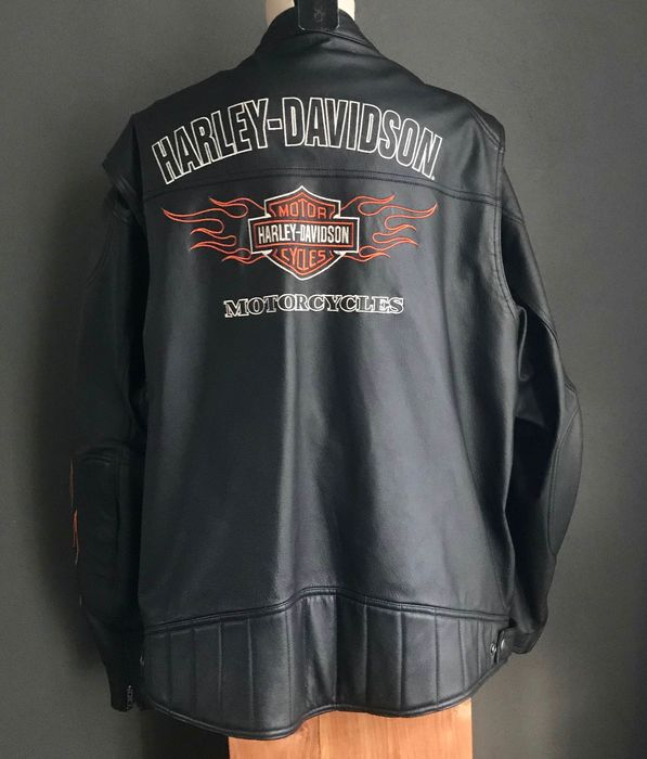 Clothing - Harley Davidson - Jacket Maat 3XL - 2010-2010