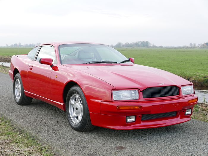 Aston Martin - Virage - 1990