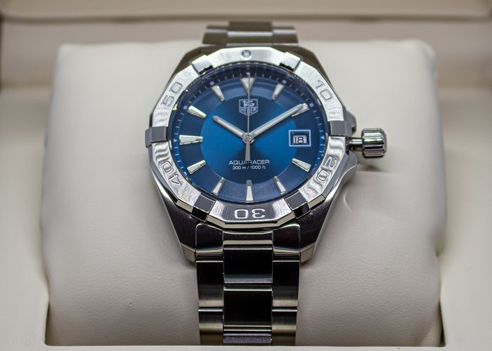 TAG Heuer - Aquaracer 300m - Ref. WAY1112.BA0928 - Men - 2011-present