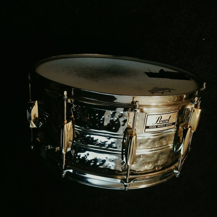 Pearl - World Series Snare 6,5 x 14 - Snare drum