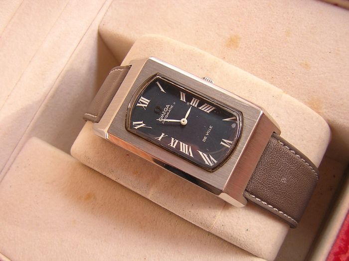 Omega - Deville Automatic Tank watch  - 155.006 - Hombre - 1970-1979