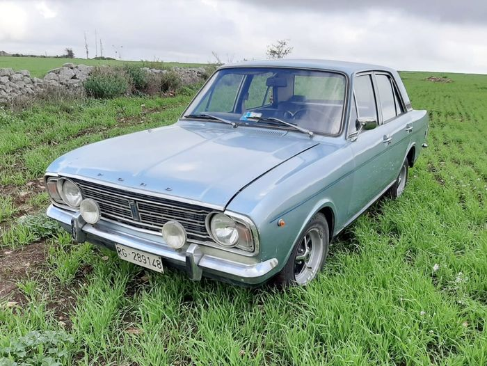Ford - Cortina 1600 GT - 1970
