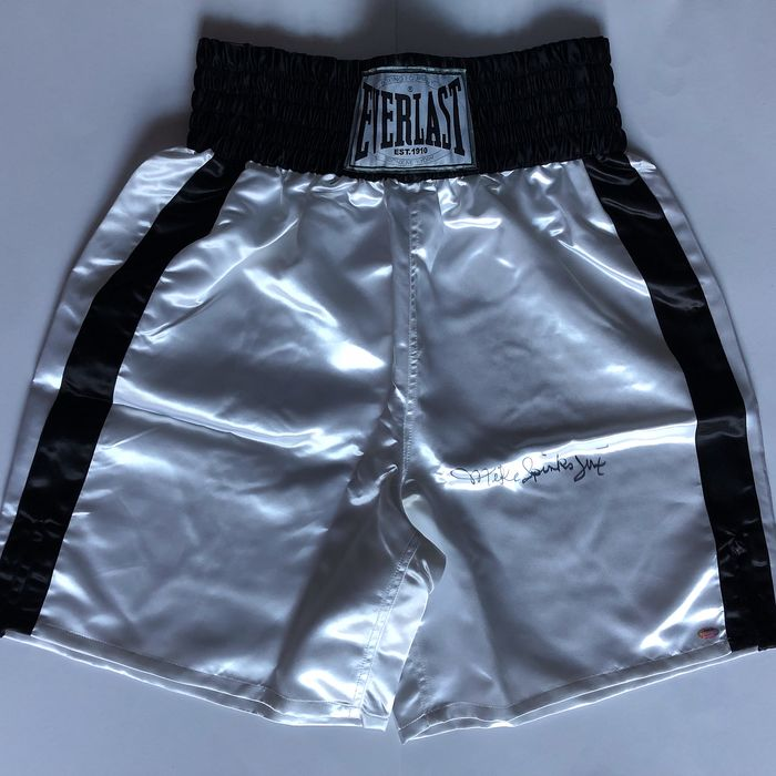 Boxing - Michael Spinks - Boxing trunk