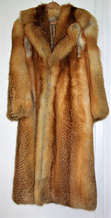 Handgemacht vom Kürschner - Fox fur, Fur - Fur coat - Made in: Germany