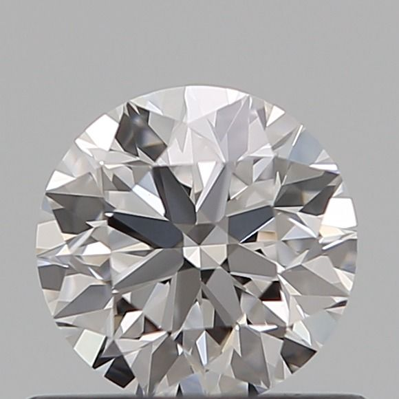 Diamond - 0.52 ct - Brilliant - D (colourless) - IF (flawless)