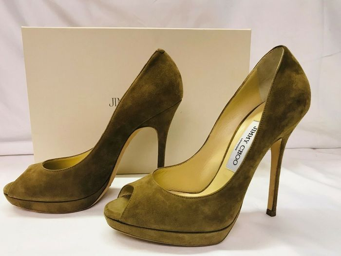 Image result for peep toe