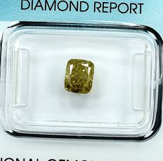 Diamond - 0.95 ct - Perniță - VS2 - NO RESERVE PRICE