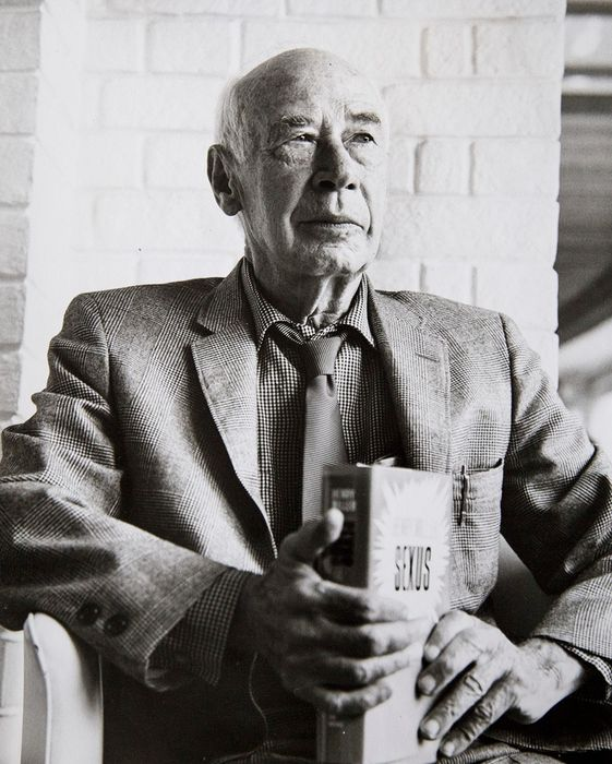Unknown / Central Press Photos - Henry Miller, 1969