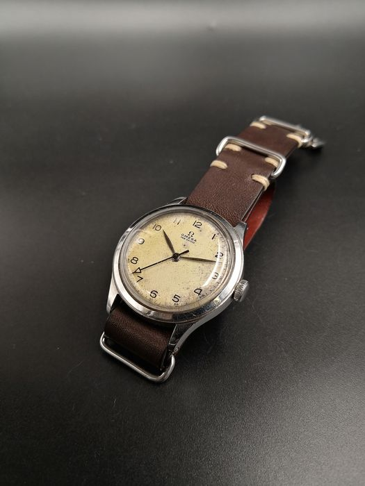 "Omega - 30T2 ""Military Style"" - ""NO RESERVE PRICE"" - Homme - 1901-1949"