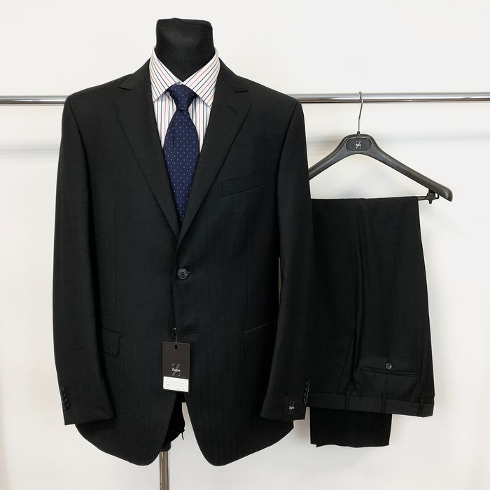 Z Zegna - Costume - Taille: EUR 52 US/UK 42