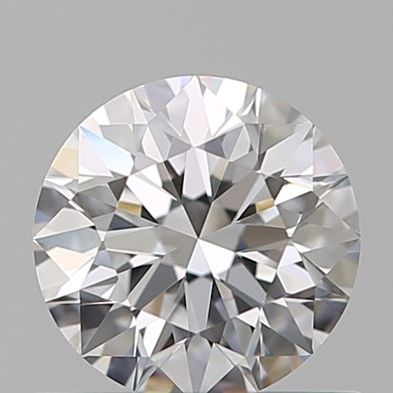 1 pcs Diamante - 0.60 ct - Brillante - D (incoloro) - IF (Inmaculado), **3EX***
