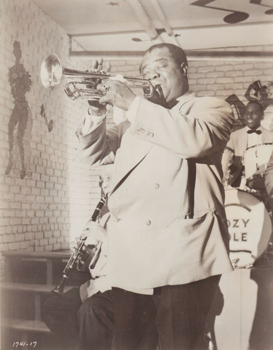 Unknown / Universal - ABC - (2x) Louis Armstrong, 1960