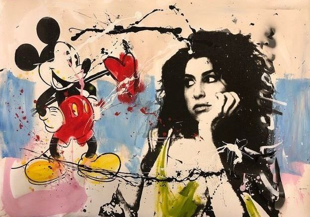 Ronald Chapeau - Mickey love amy
