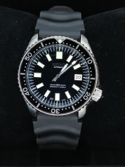 Seiko - Automatic Diver's 17 yewels - 7s26 0020 caseback - Men - 1980-1989