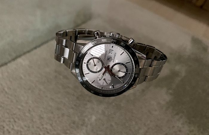TAG Heuer - Carrera Calibre 16 - CV2011.BA0786 - Men - 2000-2010