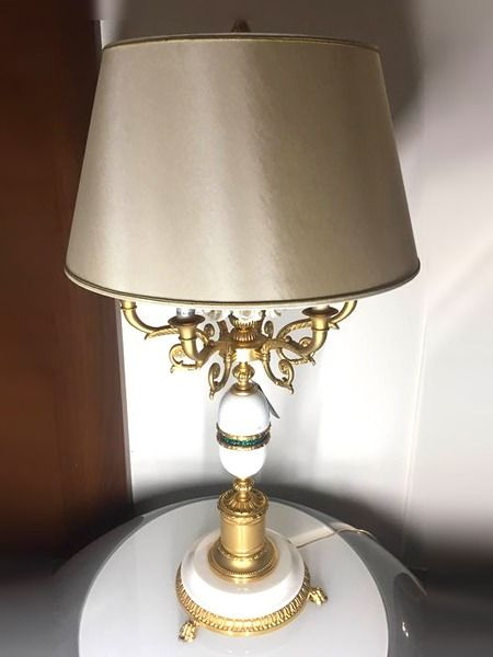 Giovanni Maria Malerba di Busca - Laudarte - Table lamp