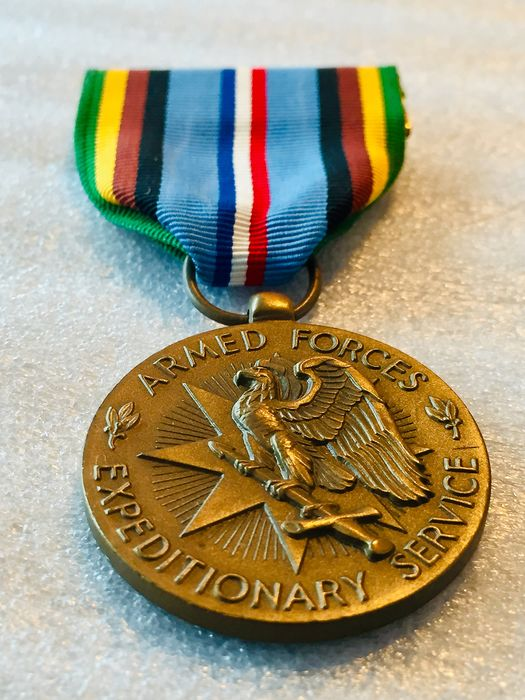 Verenigde Staten - Elite troepen. - Armed Forces Expeditionary Medal