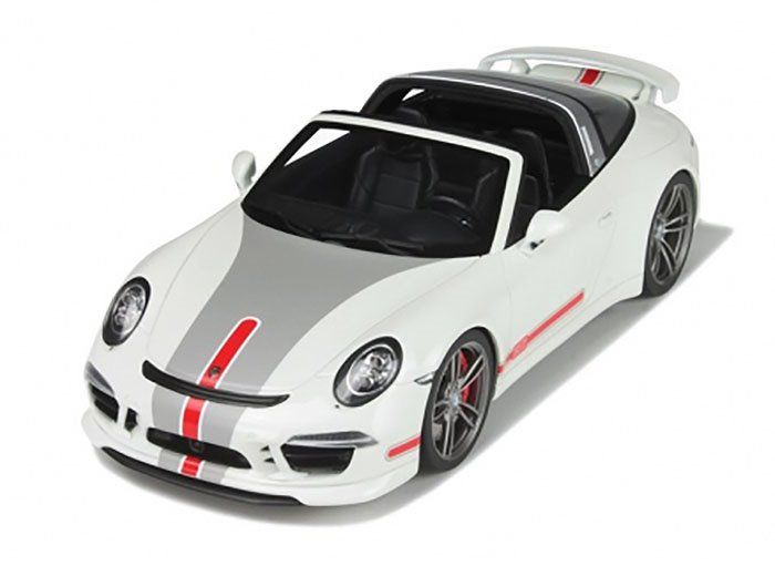 GT Spirit - 1:18 - Porsche 911 (991) Targa Techart