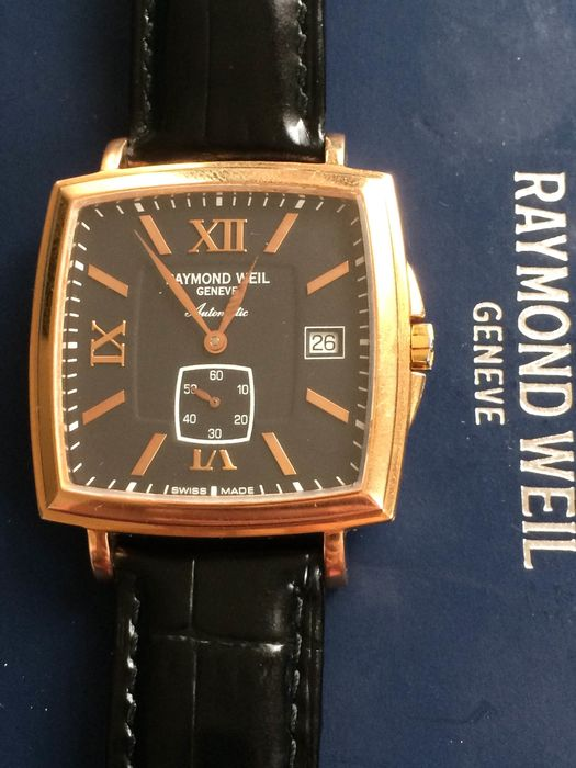 """Raymond Weil - Tradition """"NO RESERVE PRICE"""" - 2836-PP-00207 - Men - 2000-2010"""