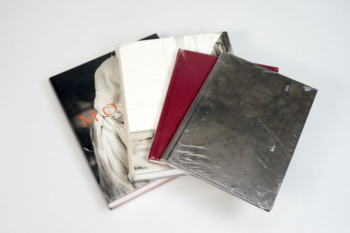 Fazal Sheikh - Lot with 4 books: Moksha, Portraits, The Circle & Ramadan Moon - 2001/2011