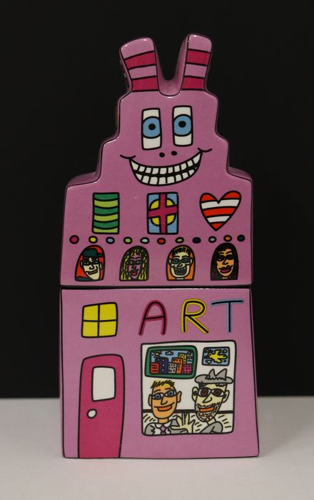 James Rizzi - Art in the city