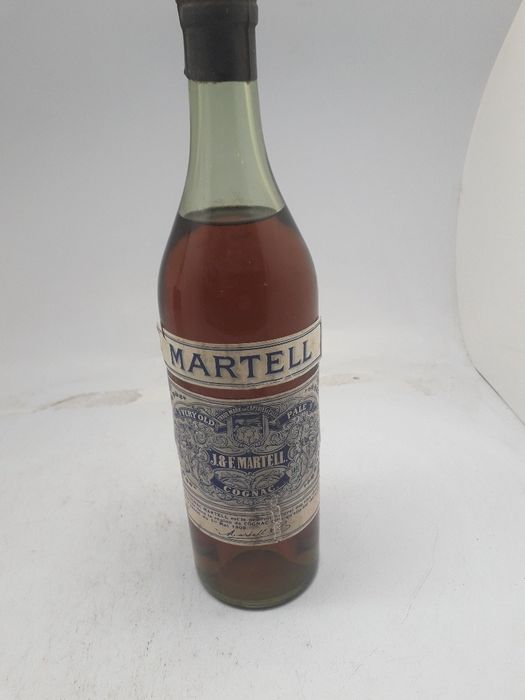 Martell - Very Old Pale - Spring Cap - b. 1950er Jahre - 75 cl