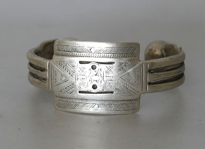 Anklet - Silver +800 - Mauritania