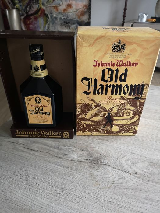 Johnnie Walker Old Harmony - 0.7 Ltr